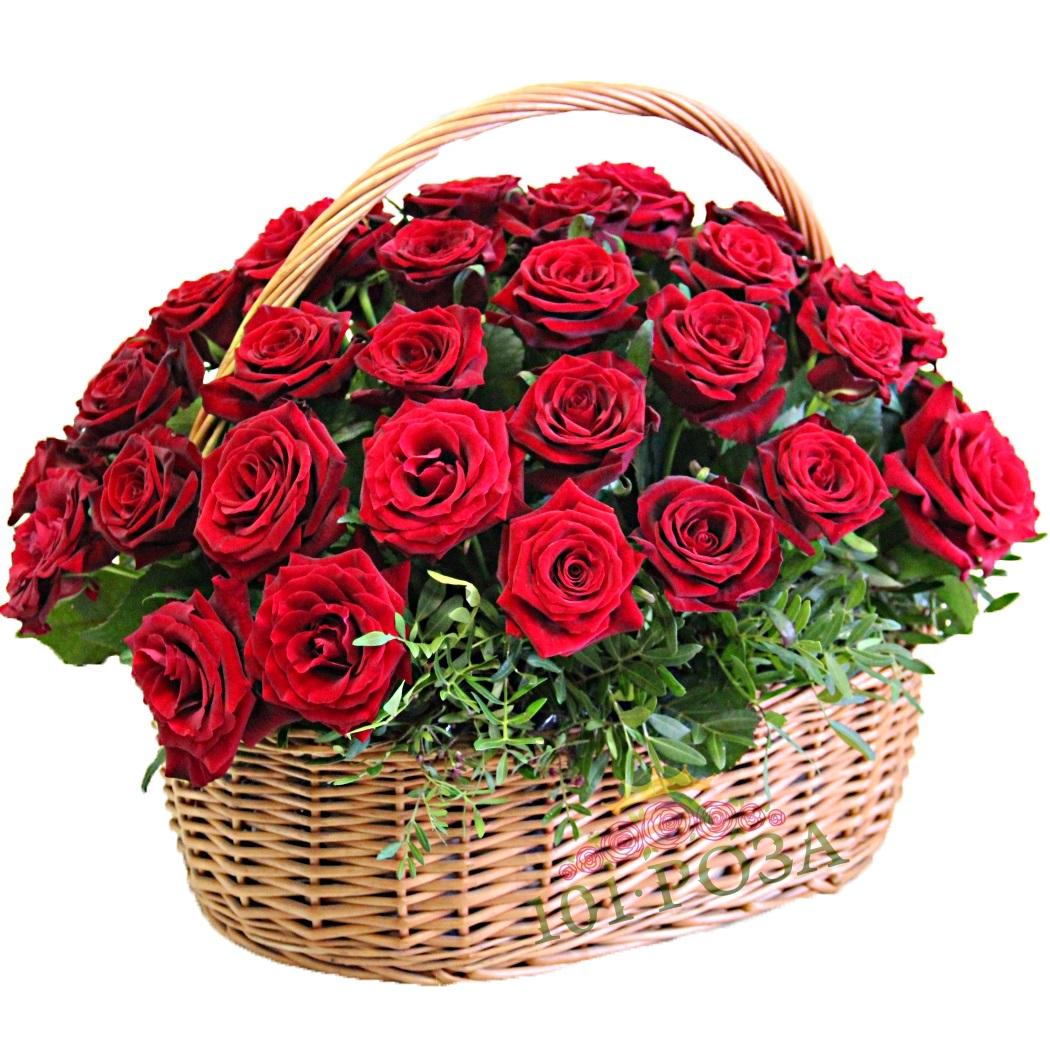 Картинки цветы в корзине розы